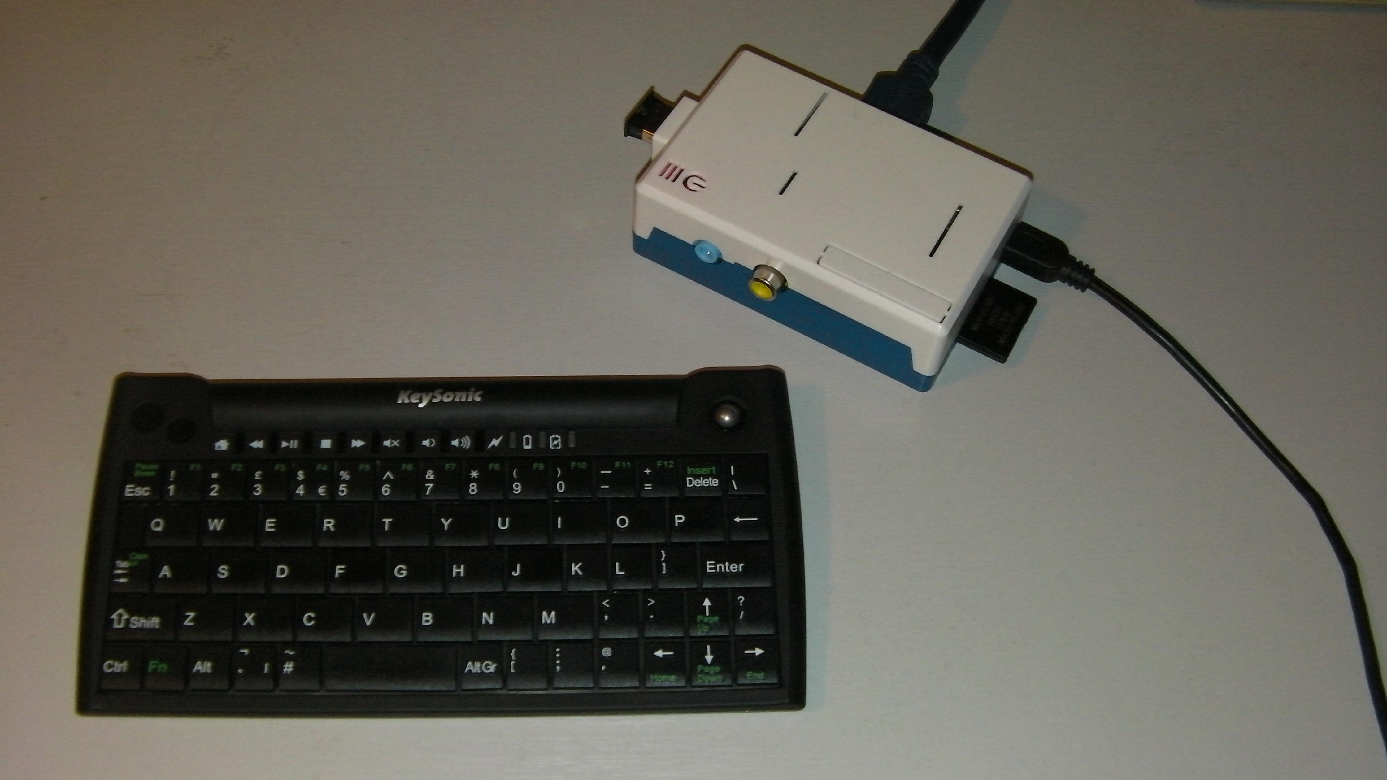 b821c8dbaf7 ... bluetooth keyboard working with my Raspberry Pi. SANYO DIGITAL CAMERA