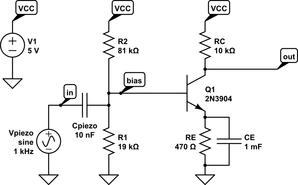 Analogue Electronics For A Bat Detector Raspberry Alpha