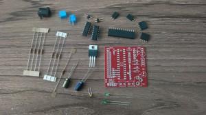 RaspiRobot Parts