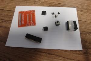 RPi MCB components