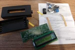 Velleman MK158 parts